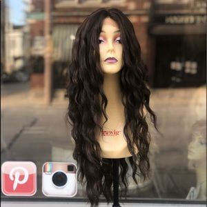 Long Beach Waves Soft Lacefront Wig 2019 Wavy